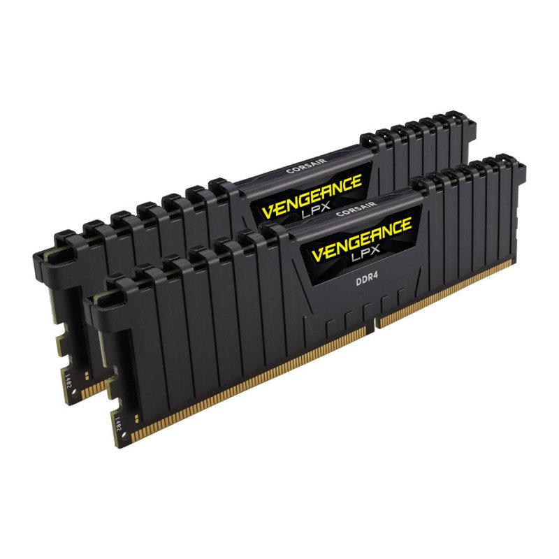 Corsair Vengeance LPX Black 64GB 3200MHz DDR4 Dual Channel Memory Kit
