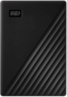 WD 4TB My Passport Portable External Hard Drive, Black