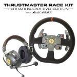 Thrustmaster Race Kit Ferrari 599XX Evo Edition with Alcantara