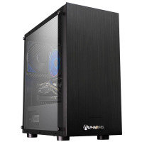 AlphaSync Ryzen 5 3400G 16GB RAM 1TB HDD 240GB SSD RX 5700 Win10 Home Gaming Desktop PC