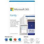 Microsoft 365 Family - 12 Month Subscription