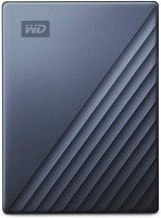 Western Digital 5 TB My Passport Ultra, Portable Hard Drive - Blue
