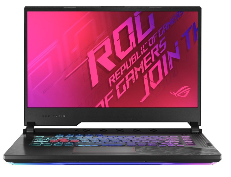 "ASUS ROG Strix G15 Core i7 16GB 1TB SSD RTX 2060 15.6"" Win10 Home Gaming Laptop"