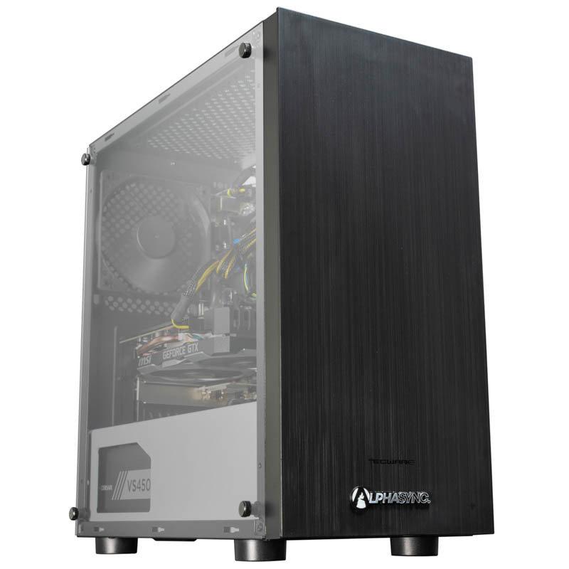 AlphaSync Core i3 16GB RAM 1TB HDD 240GB SSD GTX 1660 Gaming Desktop PC