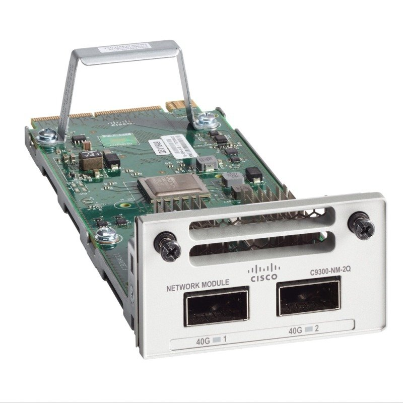 Cisco Catalyst 9300 2 x 40GE Expansion Module