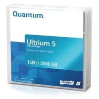 Quantum LTO Ultrium 5 1.5-3TB Backup Media Tape