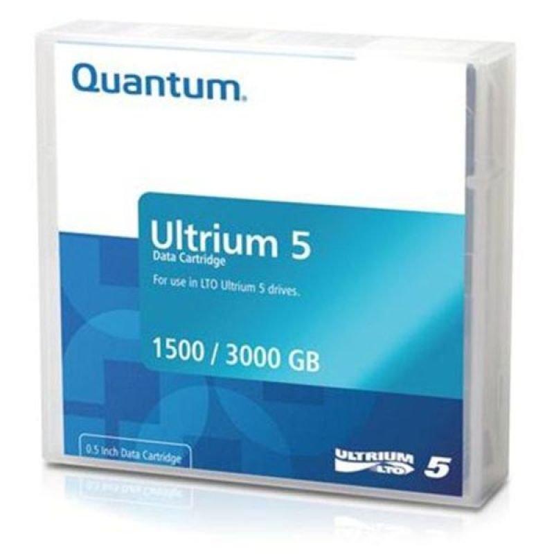 Quantum MR-L5MQN-01 LTO Ultrium 5 1.5-3TB Backup Media Tape