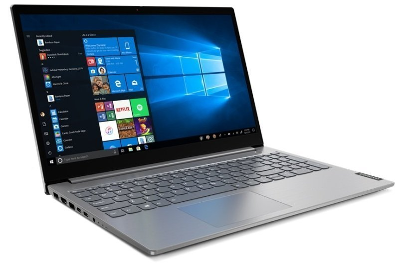 "Lenovo ThinkBook 15 Core i5 8GB 256GB SSD 15.6"" Win10 Home Laptop"