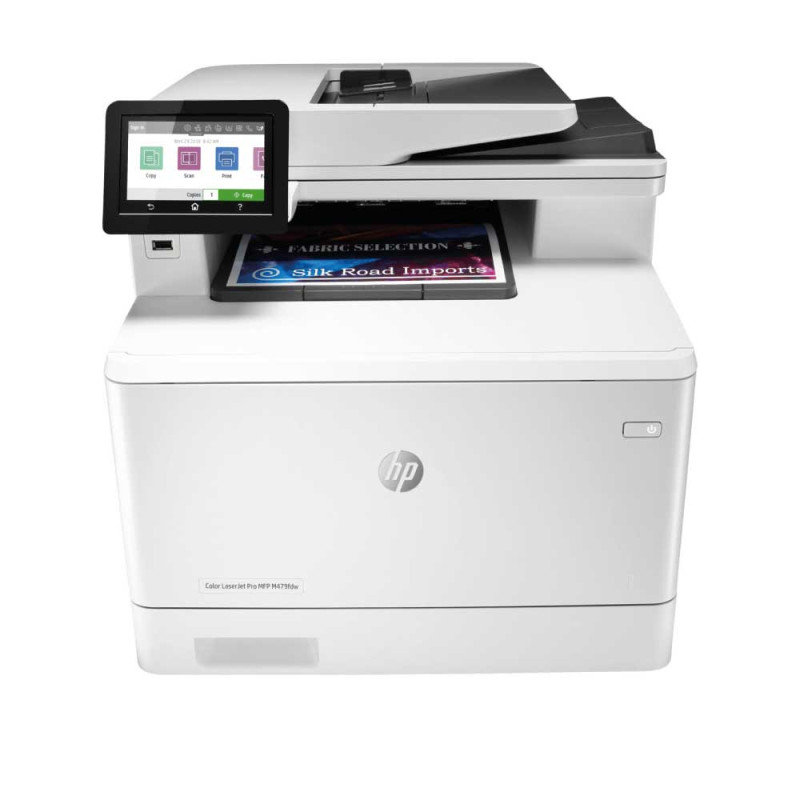 EXDISPLAY HP M479fnw Multifunction Wireless A4 Colour Laser Printer