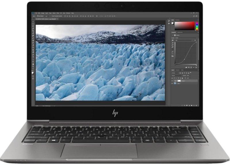 "HP ZBook 14u G6 Core i7 16GB 512GB SSD WX 3200 14"" Win10 Pro Mobile Workstation"
