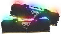 Patriot Viper RGB Series 32GB (2 x 16GB) 3200MHz Kit w/ Black Heatshield
