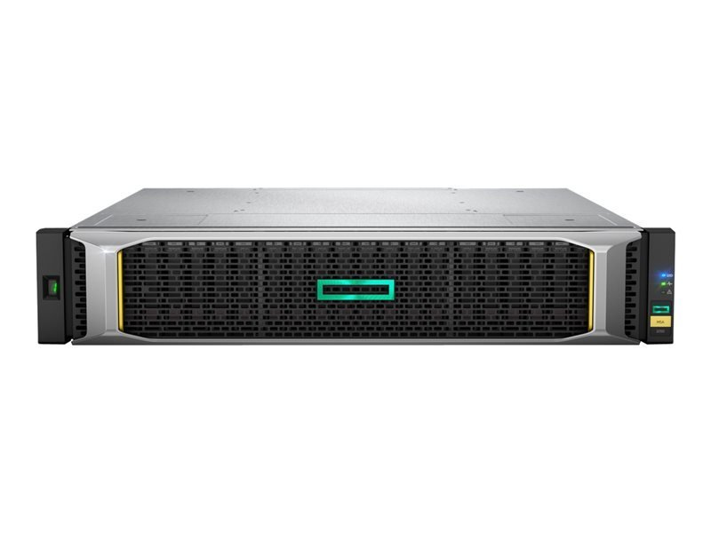 HPE Modular Smart Array 2052 SAN Dual Controller SFF Storage - Solid State / Hard Drive Array