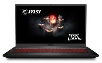 "MSI GF75 Thin Core i7 8GB 512GB SSD GTX 1650Ti 17.3"" Win10 Home Gaming Laptop"