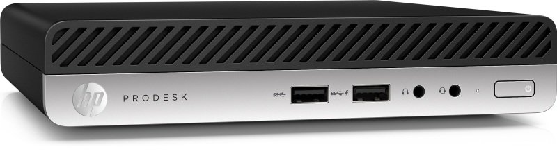 HP ProDesk 400 G5 Core i3 9th Gen 4GB 1TB HDD Win10 Pro Desktop Mini PC