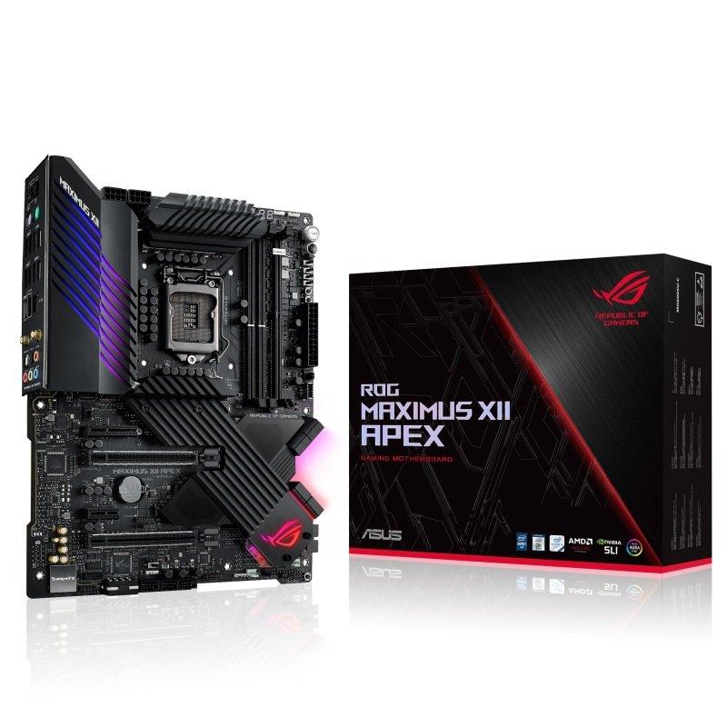 Asus Z490 ROG MAXIMUS XII APEX ATX Motherboard