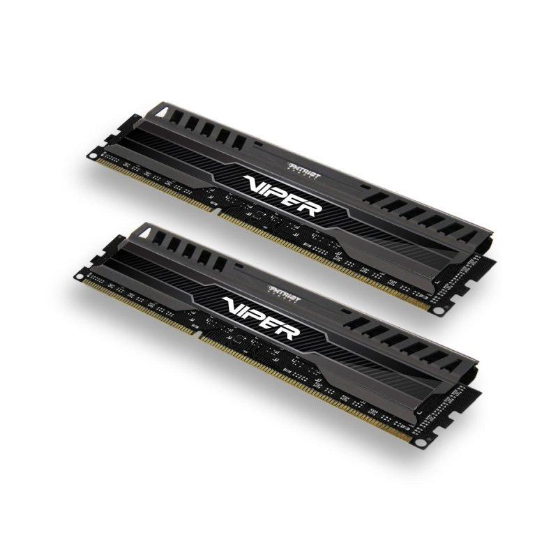 EXDISPLAY Patriot 16GB (2 x 8GB) Black Mamba DDR3 1600MHz CL9