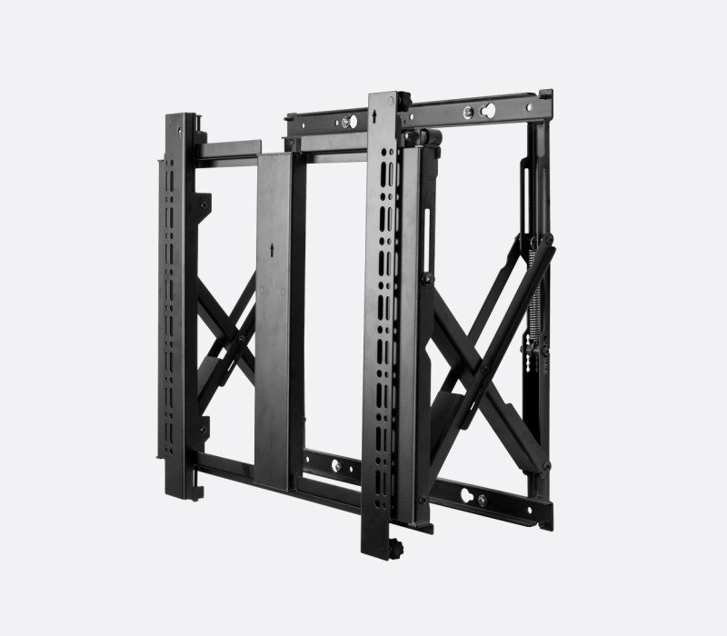 B-Tech BT8312 - Ultra-Slim Pop-Out Video Wall Mount