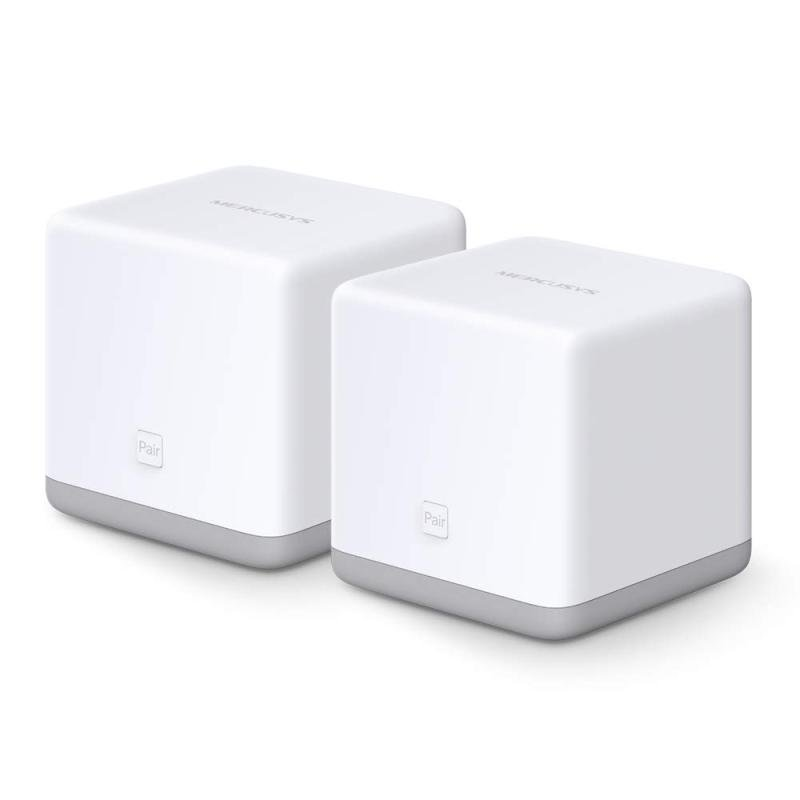 Mercusys by TP-Link - Halo S3(2-Pack) 300Mbps Whole Home Mesh Wi-Fi System