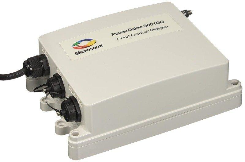 Aruba PD-9001GO-AC PoE Injector - 1 10/100/1000Base-T Input Port(s) - 30 W