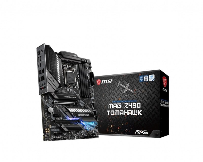 MSI MAG Z490 TOMAHAWK ATX Motherboard