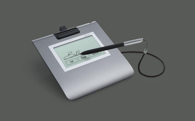 Wacom STU-430 - Signature Set and Sign Pro Pdf