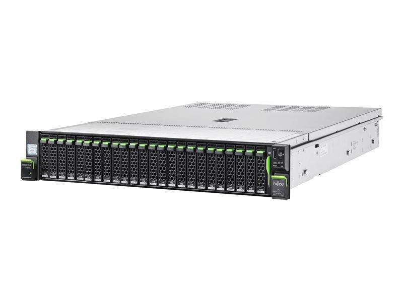 Fujitsu PRIMERGY RX2540 M5 - Rack-Mountable - Xeon Silver 4208 2.1 GHz - 16GB