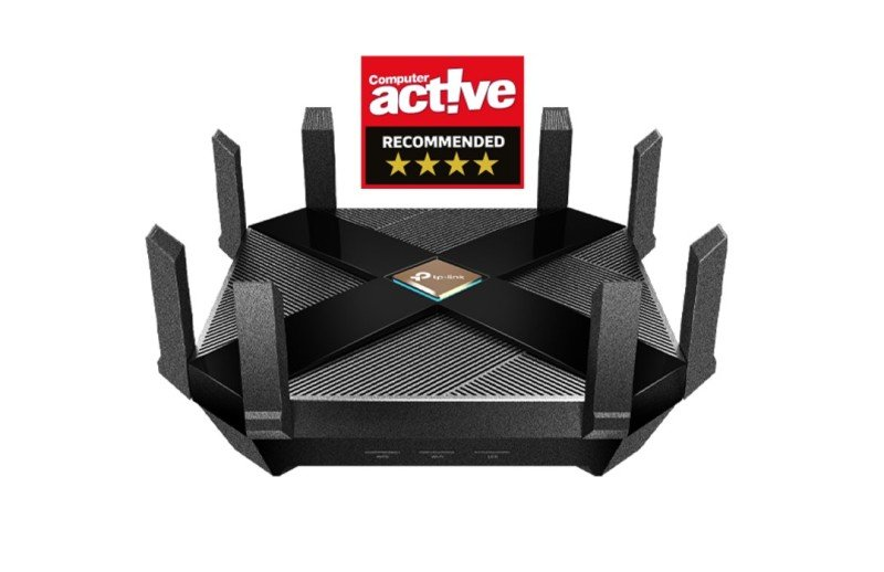 TP-Link AX6000 Next-Gen Wi-Fi Router