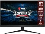 """MSI Optix G271 27"""" Full HD IPS 144Hz 1ms Gaming Monitor"""