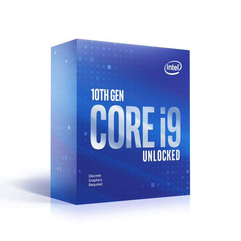 Intel Core i9 10900KF 10th Gen Comet Lake 10 Core Processor