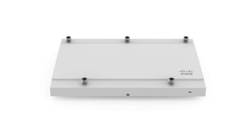 Cisco Meraki MR53E-HW Cloud-Managed PoE Wireless AP