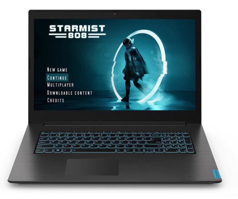 "Lenovo IdeaPad L340 Core i5 8GB 128GB SSD 1TB HDD GTX 1650 17.3"" Win10 Home Gaming Laptop"