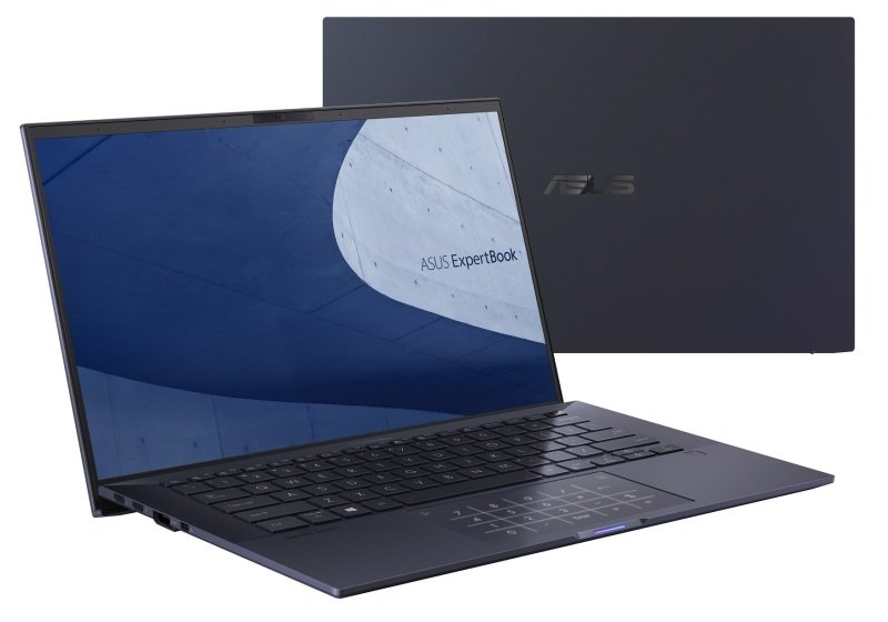 "Asus ExpertBook Core i7 8GB 512GB SSD 14"" Win10 Pro Laptop"