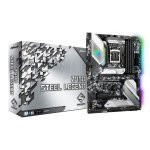 ASRock Intel Z490 Steel Legend ATX Motherboard