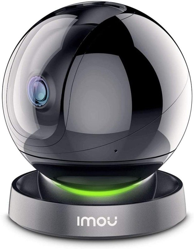 Imou Ranger IQ 1080p WiFi Indoor Smart AI Camera - Works with Alexa and Google Assistant