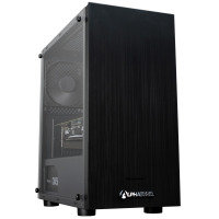 AlphaSync Ryzen 5 8GB RAM 1TB HDD 240GB SSD Radeon 580 Gaming Desktop PC