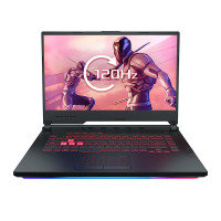 """ASUS ROG Strix G Core i7 8GB 512GB SSD GTX 1650 15.6"""" Win10 Home Gaming Laptop - With Backpack and Mouse"""