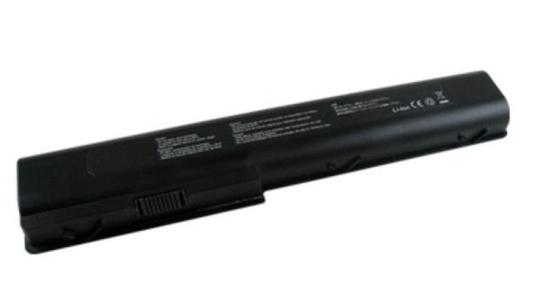 V7 HP Laptop Battery  Lithium Ion 8cell 5200 mAh  For HP DV7  DV7T  DV7Z  HDX  X18  DHX18