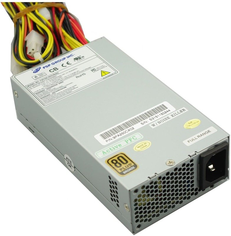 Image of FSP 250W FLEX Power Supply FSP250-50GUB (Bronze)