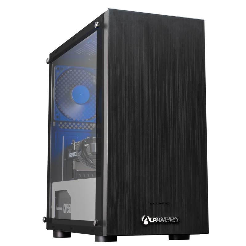 AlphaSync Core i5 9th Gen 8GB RAM 1TB HDD 120GB SSD GTX 1660 Super Gaming Desktop PC