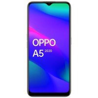 EXDISPLAY Oppo A5 64GB Smartphone - White