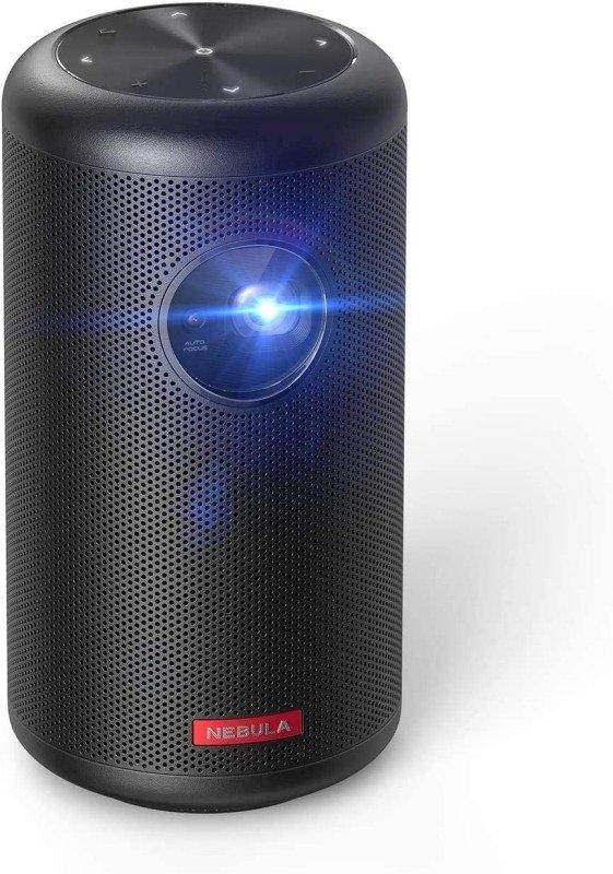 Anker Nebula Capsule II - Smart Mini Projector - 720p HD Portable Proj