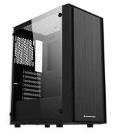 Xigmatek Athena Mid Tower TG Side/Brushed Front Panel Case