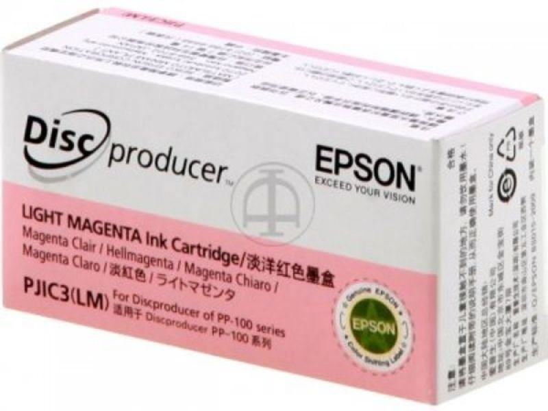 Epson Discproducer Magenta Ink Cartridge