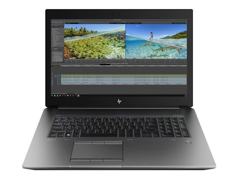 """HP ZBook 17 G6 Core i9 32GB 512GB SSD Quadro RTX 5000 17.3"""" Win10 Pro Mobile Workstation"""
