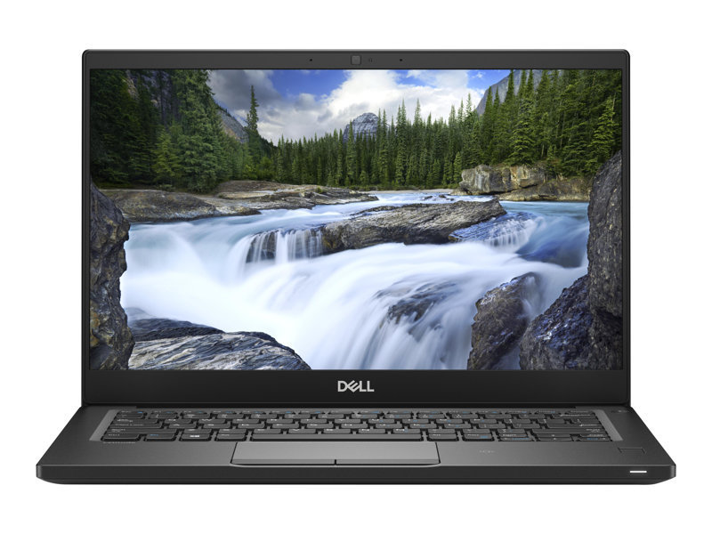"""Dell Latitude 7390 Core i5 8GB 256GB SSD 13.3"""" Win10 Pro Convertible Laptop"""