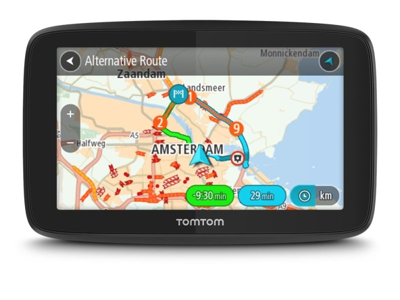 Tomtom Telematics Pro 5350 Eu
