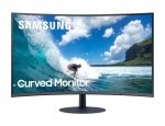 """Samsung LC24T550FDUXEN 24"""" Full HD Curved Monitor"""