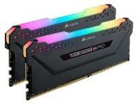Corsair Vengeance RGB PRO Black 32GB 3200 MHz DDR4 Dual Channel Memory Kit