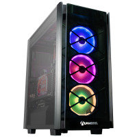 AlphaSync Water Cooled Ryzen 9 3900X 32GB RAM 4TB HDD 1TB SSD RTX 2080 Ti Gaming Desktop PC
