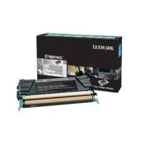 Lexmark X746H1KG Hi Cap Black Toner cartridge
